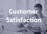 Customer Satisfaction:  Measure and identify key drivers of satisfaction.