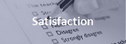 Satisfaction: How satisfied is your customer base?