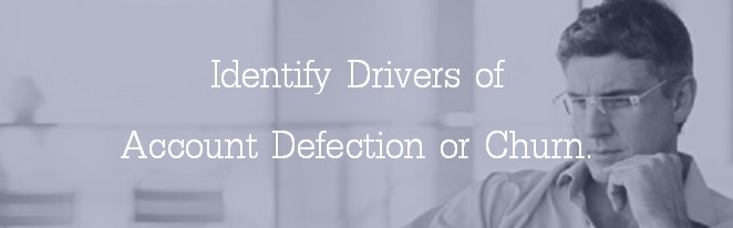 Closed Account Surveys: Identify drivers of account defection or churn.