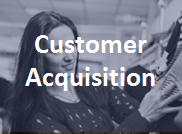 Identify channels and drivers of customer acquisition.