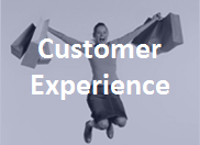 Customer Experience: Measure and motivate the right sales and service behaviors.